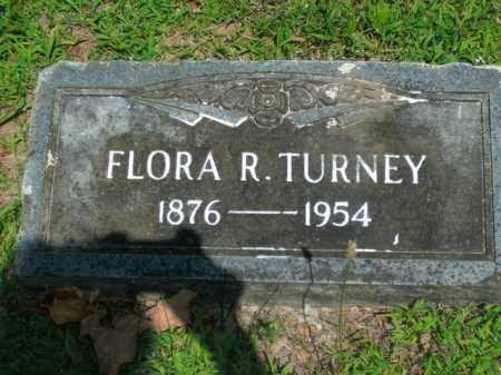 TURNEY, FLORA R. - Boone County, Arkansas | FLORA R. TURNEY - Arkansas Gravestone Photos