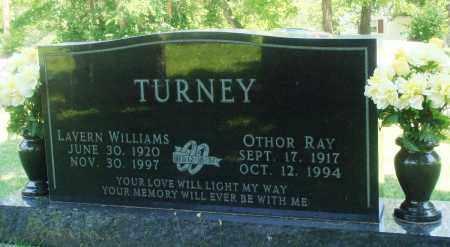 TURNEY, OTHOR RAY - Boone County, Arkansas | OTHOR RAY TURNEY - Arkansas Gravestone Photos
