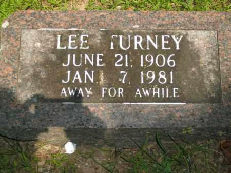 TURNEY, LEE - Boone County, Arkansas | LEE TURNEY - Arkansas Gravestone Photos