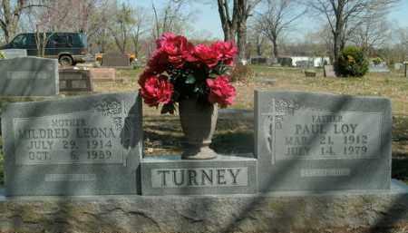 TURNEY, PAUL LOY - Boone County, Arkansas | PAUL LOY TURNEY - Arkansas Gravestone Photos