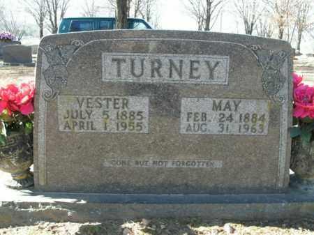 TURNEY, SYLVERTER VANNLEY (VESTER) - Boone County, Arkansas | SYLVERTER VANNLEY (VESTER) TURNEY - Arkansas Gravestone Photos