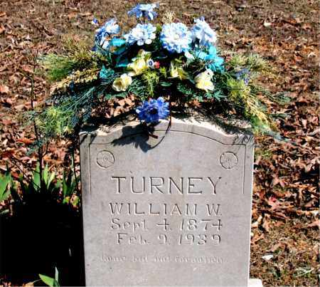 TURNEY, WILLIAM W. - Boone County, Arkansas   WILLIAM W. TURNEY - Arkansas Gravestone Photos