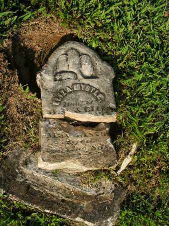 UNKNOWN, ELIZA MYRTLE - Boone County, Arkansas | ELIZA MYRTLE UNKNOWN - Arkansas Gravestone Photos