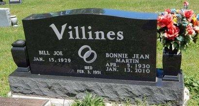 VILLINES, BONNIE JEAN - Boone County, Arkansas | BONNIE JEAN VILLINES - Arkansas Gravestone Photos