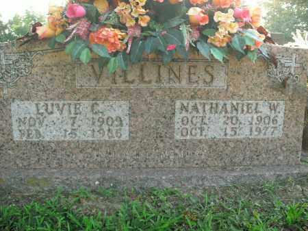 VILLINES, LUVIE C. - Boone County, Arkansas | LUVIE C. VILLINES - Arkansas Gravestone Photos