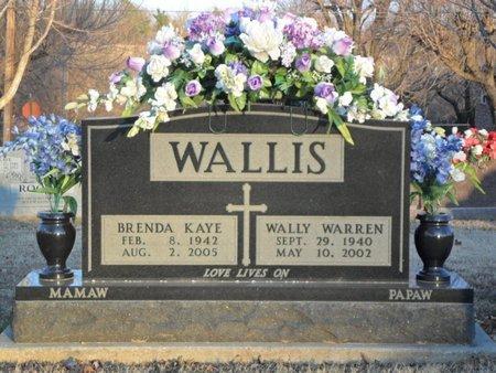 WALLIS, BRENDA KAYE - Boone County, Arkansas   BRENDA KAYE WALLIS - Arkansas Gravestone Photos