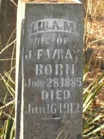 WYNNE WRAY, LULA M. - Boone County, Arkansas   LULA M. WYNNE WRAY - Arkansas Gravestone Photos