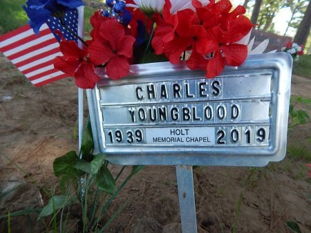 YOUNGBLOOD, CHARLES - Boone County, Arkansas | CHARLES YOUNGBLOOD - Arkansas Gravestone Photos