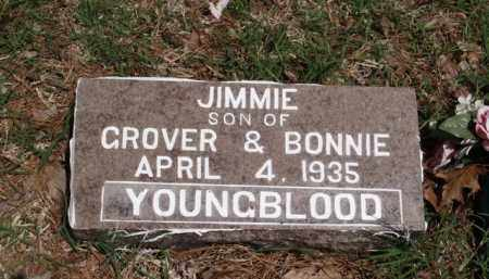 YOUNGBLOOD, JIMMIE - Boone County, Arkansas   JIMMIE YOUNGBLOOD - Arkansas Gravestone Photos