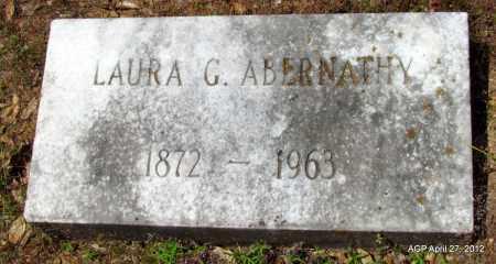 ABERNATHY, LAURA  - Bradley County, Arkansas | LAURA  ABERNATHY - Arkansas Gravestone Photos