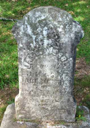 ABERNATHY, JAMES DERBIN - Bradley County, Arkansas | JAMES DERBIN ABERNATHY - Arkansas Gravestone Photos