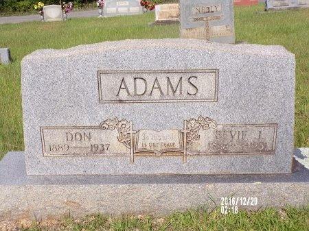 ADAMS, BEVIE JANE - Bradley County, Arkansas | BEVIE JANE ADAMS - Arkansas Gravestone Photos