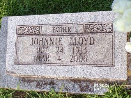 ADAMS, JOHNNIE LLOYD - Bradley County, Arkansas | JOHNNIE LLOYD ADAMS - Arkansas Gravestone Photos