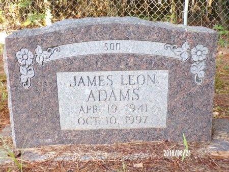 ADAMS, JAMES LEON - Bradley County, Arkansas   JAMES LEON ADAMS - Arkansas Gravestone Photos