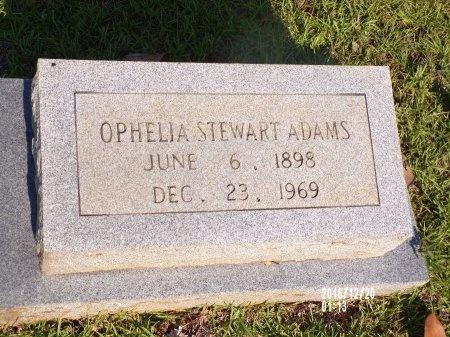 ADAMS, OPHELIA - Bradley County, Arkansas   OPHELIA ADAMS - Arkansas Gravestone Photos