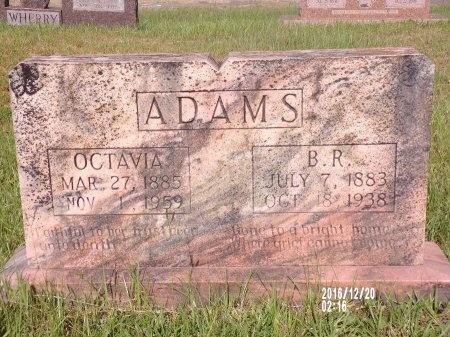 ADAMS, BENJAMIN RAYFORD - Bradley County, Arkansas | BENJAMIN RAYFORD ADAMS - Arkansas Gravestone Photos