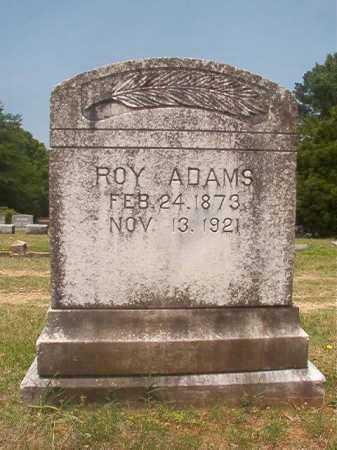 ADAMS, ROY - Bradley County, Arkansas | ROY ADAMS - Arkansas Gravestone Photos