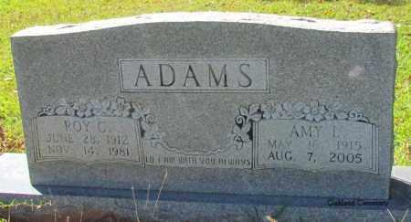 ADAMS, AMY L - Bradley County, Arkansas   AMY L ADAMS - Arkansas Gravestone Photos