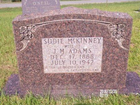 ADAMS, SUDIE - Bradley County, Arkansas   SUDIE ADAMS - Arkansas Gravestone Photos