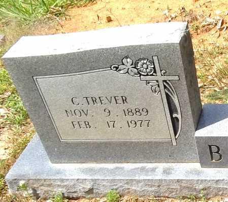 BEARD, C TREVER (CLOSE UP) - Bradley County, Arkansas | C TREVER (CLOSE UP) BEARD - Arkansas Gravestone Photos