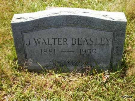 BEASLEY, J WALTER - Bradley County, Arkansas | J WALTER BEASLEY - Arkansas Gravestone Photos
