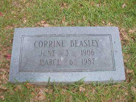 BEASLEY, CORRINE - Bradley County, Arkansas | CORRINE BEASLEY - Arkansas Gravestone Photos