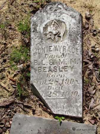 BEASLEY, JUNIE AVRACE - Bradley County, Arkansas | JUNIE AVRACE BEASLEY - Arkansas Gravestone Photos