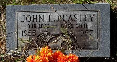BEASLEY, JOHN L - Bradley County, Arkansas | JOHN L BEASLEY - Arkansas Gravestone Photos