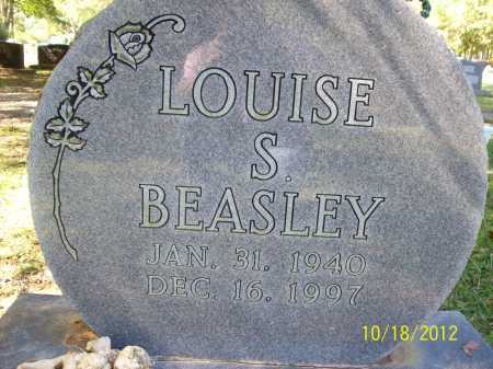 "BEASLEY, LOUISE ""NANNIE"" - Bradley County, Arkansas | LOUISE ""NANNIE"" BEASLEY - Arkansas Gravestone Photos"
