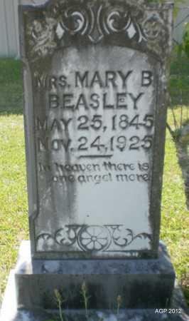 BEASLEY, MARY B - Bradley County, Arkansas   MARY B BEASLEY - Arkansas Gravestone Photos