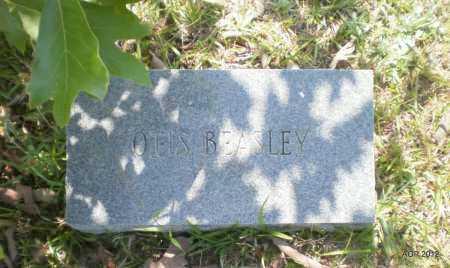 BEASLEY, OTIS H - Bradley County, Arkansas | OTIS H BEASLEY - Arkansas Gravestone Photos