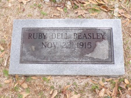 BEASLEY, RUBY DELL - Bradley County, Arkansas | RUBY DELL BEASLEY - Arkansas Gravestone Photos