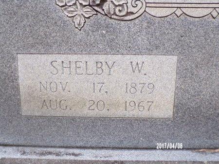 BEASLEY, SHELBY WILLIAM (CLOSE UP) - Bradley County, Arkansas | SHELBY WILLIAM (CLOSE UP) BEASLEY - Arkansas Gravestone Photos