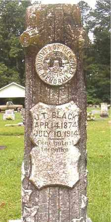 BLACK, J T - Bradley County, Arkansas | J T BLACK - Arkansas Gravestone Photos