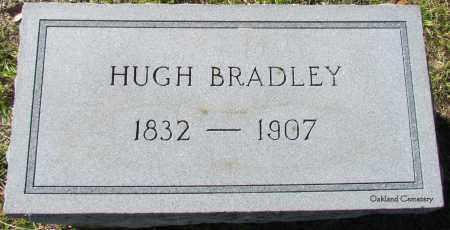 BRADLEY, HUGH (BIO) - Bradley County, Arkansas | HUGH (BIO) BRADLEY - Arkansas Gravestone Photos