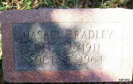 BRADLEY, HASKEL - Bradley County, Arkansas | HASKEL BRADLEY - Arkansas Gravestone Photos