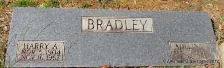 BRADLEY, HARRY A - Bradley County, Arkansas | HARRY A BRADLEY - Arkansas Gravestone Photos