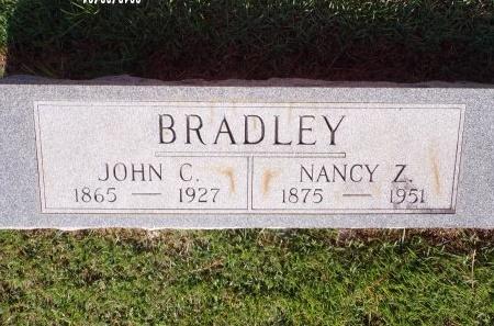 BRADLEY, JOHN CHARLES - Bradley County, Arkansas | JOHN CHARLES BRADLEY - Arkansas Gravestone Photos