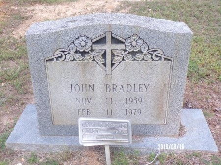 BRADLEY, JOHN - Bradley County, Arkansas | JOHN BRADLEY - Arkansas Gravestone Photos