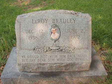 BRADLEY, LEROY - Bradley County, Arkansas | LEROY BRADLEY - Arkansas Gravestone Photos