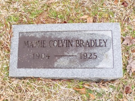 BRADLEY, MAMIE - Bradley County, Arkansas | MAMIE BRADLEY - Arkansas Gravestone Photos