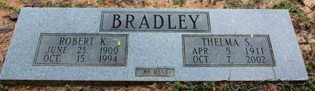 BRADLEY, THELMA S - Bradley County, Arkansas   THELMA S BRADLEY - Arkansas Gravestone Photos