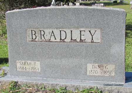 BRADLEY, SARAH E TULL - Bradley County, Arkansas | SARAH E TULL BRADLEY - Arkansas Gravestone Photos