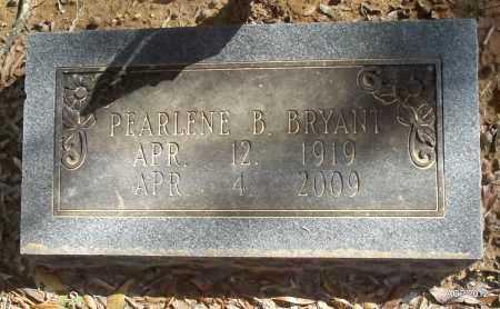 BRYANT, PEARLINE B - Bradley County, Arkansas | PEARLINE B BRYANT - Arkansas Gravestone Photos