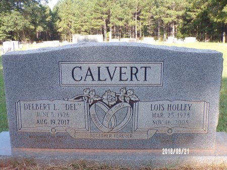 HOLLEY CALVERT, LOIS - Bradley County, Arkansas | LOIS HOLLEY CALVERT - Arkansas Gravestone Photos