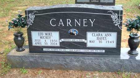 "CARNEY, LEO MIKE ""MICKEY"" - Bradley County, Arkansas   LEO MIKE ""MICKEY"" CARNEY - Arkansas Gravestone Photos"