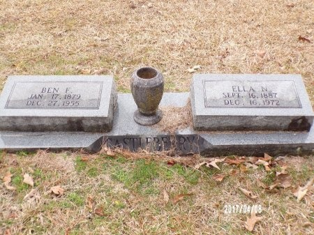 CASTLEBERRY, BENJAMIN FRANKLIN - Bradley County, Arkansas   BENJAMIN FRANKLIN CASTLEBERRY - Arkansas Gravestone Photos