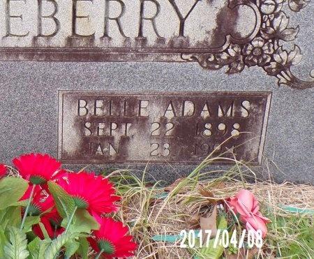 CASTLEBERRY, BELLE (CLOSE UP) - Bradley County, Arkansas   BELLE (CLOSE UP) CASTLEBERRY - Arkansas Gravestone Photos