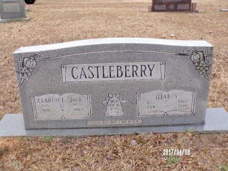 CASTLEBERRY, ILENE - Bradley County, Arkansas | ILENE CASTLEBERRY - Arkansas Gravestone Photos