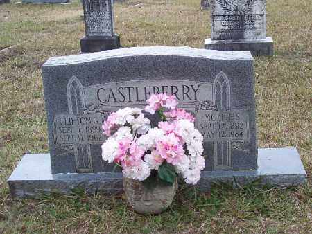 CASTLEBERRY, MOLLIE S - Bradley County, Arkansas | MOLLIE S CASTLEBERRY - Arkansas Gravestone Photos